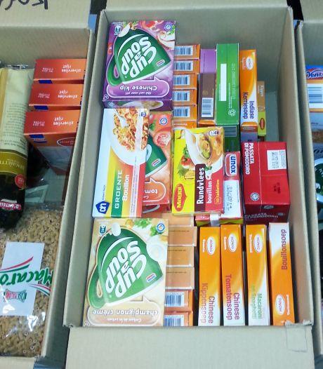 Meer klanten bij voedselbank in Beuningen: snel meer plek nodig