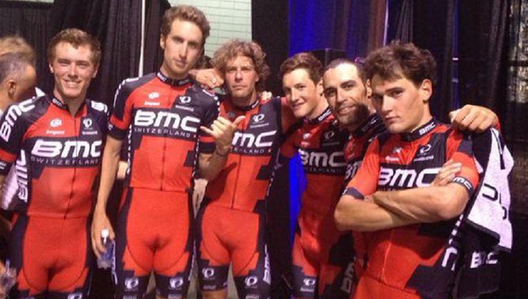null Beeld Twitter BMC Racing Team