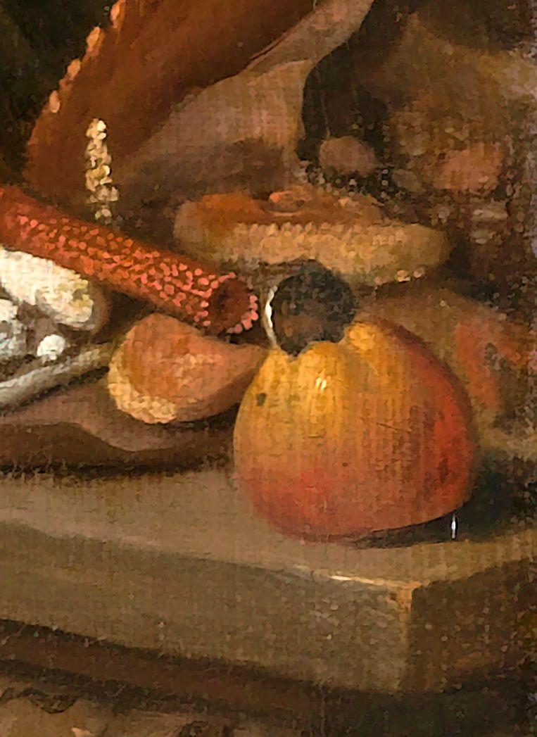 Jan Steen, Het Sint-Nicolaasfeest, 1665-68, olieverf op doek, 82 x 70,5 cm Beeld Rijksmuseum Amsterdam