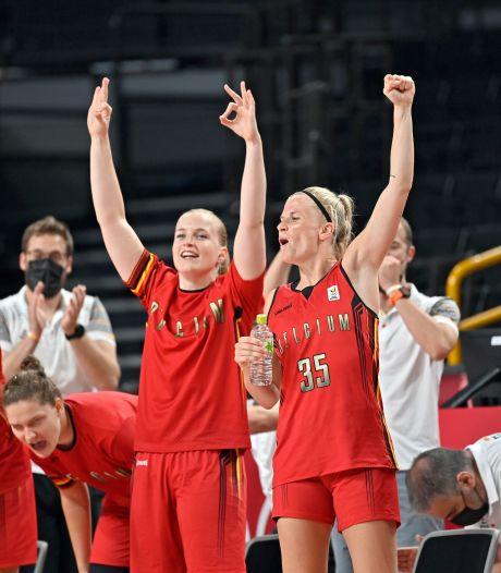 Les Belgian Cats affronteront le Japon en quarts de finale