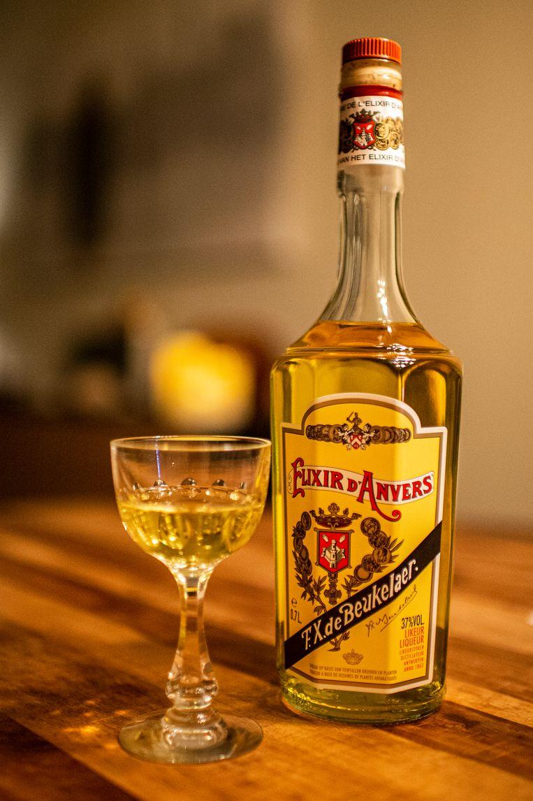 19082019 Antwerpen elixer Beste streekproduct van Vlaanderen: Elixir d'Anvers met Ivan Nolet