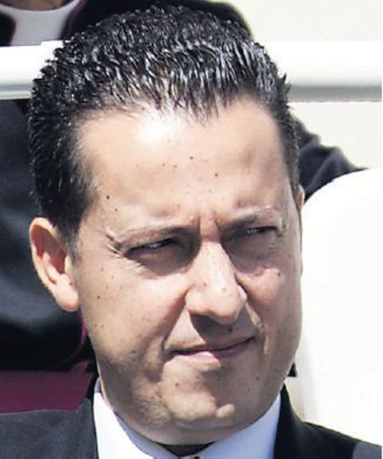 Paolo Gabriele Beeld