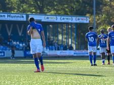 Stormvlag wordt bij GVVV gehesen na 0-2 nederlaag tegen HHC Hardenberg
