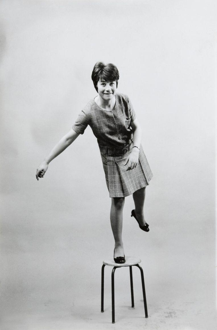 Danser Brut. Beeld RV BOZAR / Collection Eduardo Arroyo Photo : DR. © DR