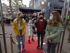 Eindelijk 'bevrijdingsdag' voor liefhebbers van bioscoop en restaurant in Kampen