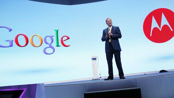Google-topman Eric Schmidt.