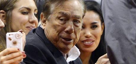 NBA onderzoekt racistische uitlatingen baas LA Clippers