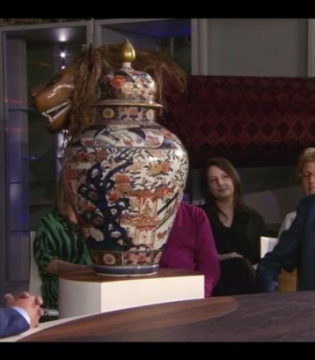 Un Belge découvre que son vase japonais acheté 50 euros en vaut en réalité 8.500