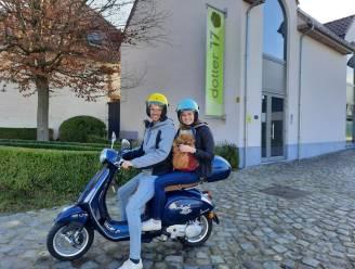 Nieuwe toeristische troef voor Vlaamse Ardennen en Denderstreek: Vespa-verhuur voor rondritten