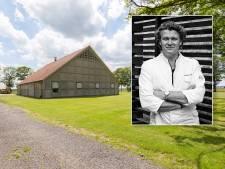 Tv-kok en 'Masterchef' Peter Lute wil sterren van de hemel koken in deze boerenschuur bij Kraggenburg