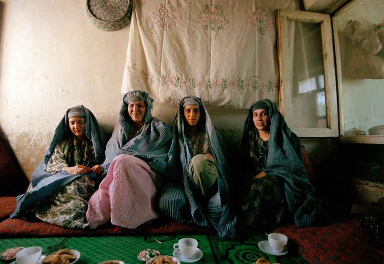 null Beeld © Lynsey Addario / 2021 The Atlantic Monthly Group, Inc.   All rights reserved. Distributed by Tribune Content Agency