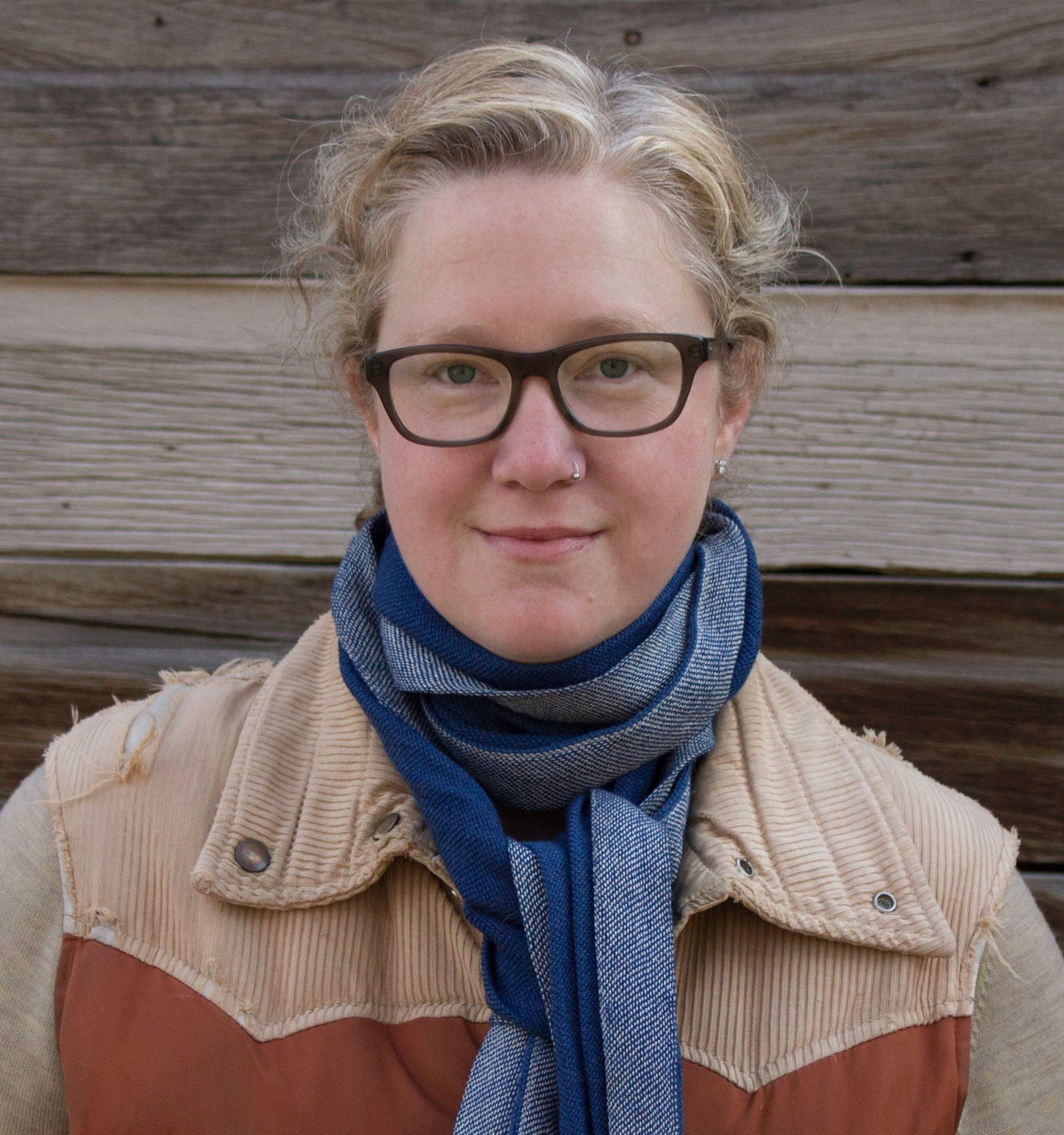 Auteur Diane Cook: is onze democratie wel opgewassen tegen de uitdagingen die ons te wachten staan? Beeld RV