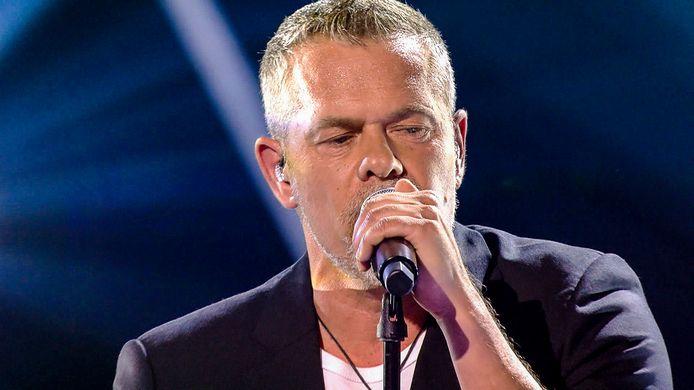 Manuel Rufo Molero van The Voice is te bewonderen in café 't Kelderken.