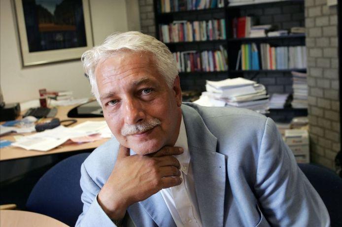 Hoogleraar bestuurskunde Michiel de Vries
