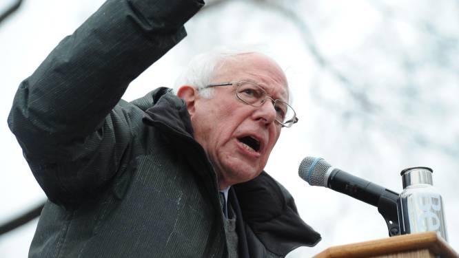 """""""Trump is de gevaarlijkste president ooit"""": Bernie Sanders start zijn campagne"""