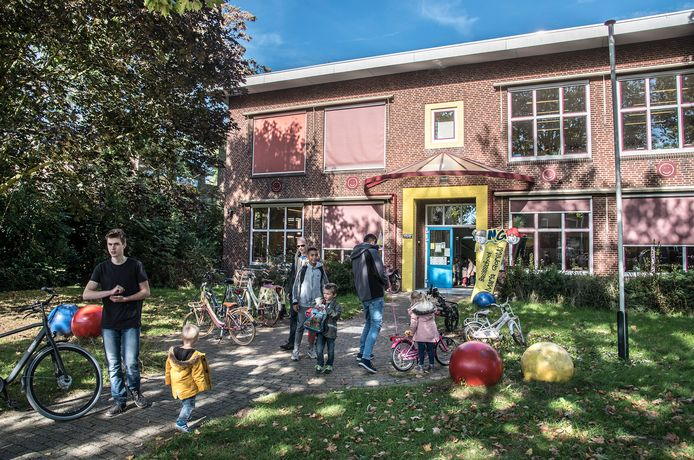 Basisschool Maria Goretti aan de Picardie in Gennep.