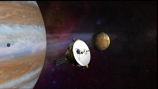 Na 9 jaar en meer dan 5 miljard kilometer ontmoet ruimtesonde Pluto