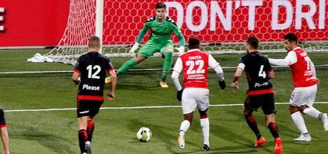 Helmond Sport lijdt tegen MVV zevende nederlaag van het seizoen