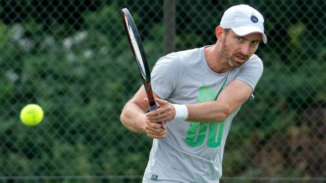 Middelkoop verslaat geplaatst koppel in dubbelspel Roland Garros