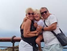 Huis van Brabantse Heidy (51) verdween in de lavastroom op La Palma