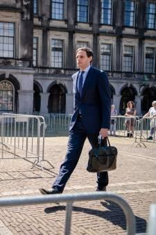 Hoekstra wil dolgraag dat Omtzigt terugkomt bij CDA