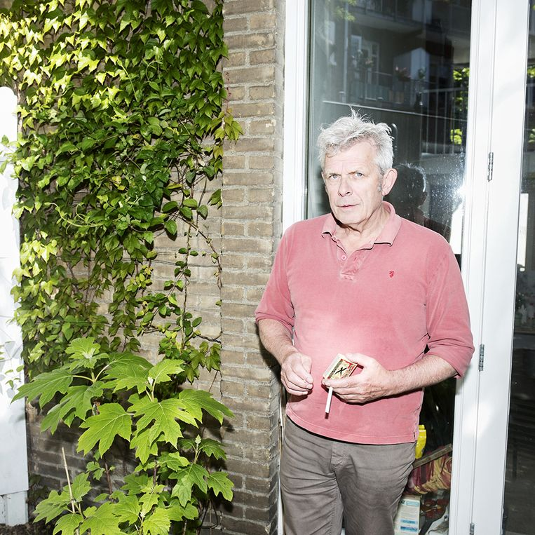 Alex van Warmerdam Beeld Sanne de Wilde