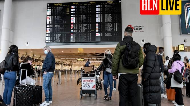 """LIVE. CD&V-voorzitter Coens: """"Niet-professionele reizen niet langer toestaan"""" - Gemeenschapsonderwijs wil scholen zolang mogelijk openhouden"""