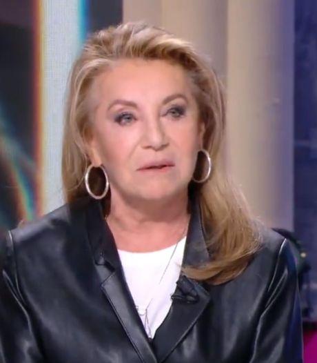 """""""Fermez juste vos gueules"""": Sheila fulmine sur le plateau de """"Quotidien"""""""