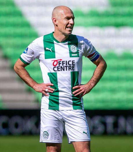 Arjen Robben (37) stopt: 'Eerlijke conclusie is dat het aantal wedstrijdminuten is tegengevallen'