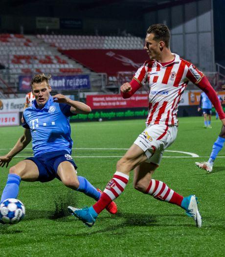 Samenvatting | TOP Oss - Jong FC Utrecht