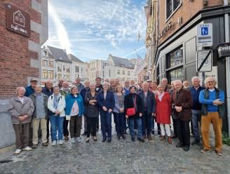 Oud-leerkrachten Onze-Lieve-Vrouwecollege verzamelen voor gezellige reünie in Halle