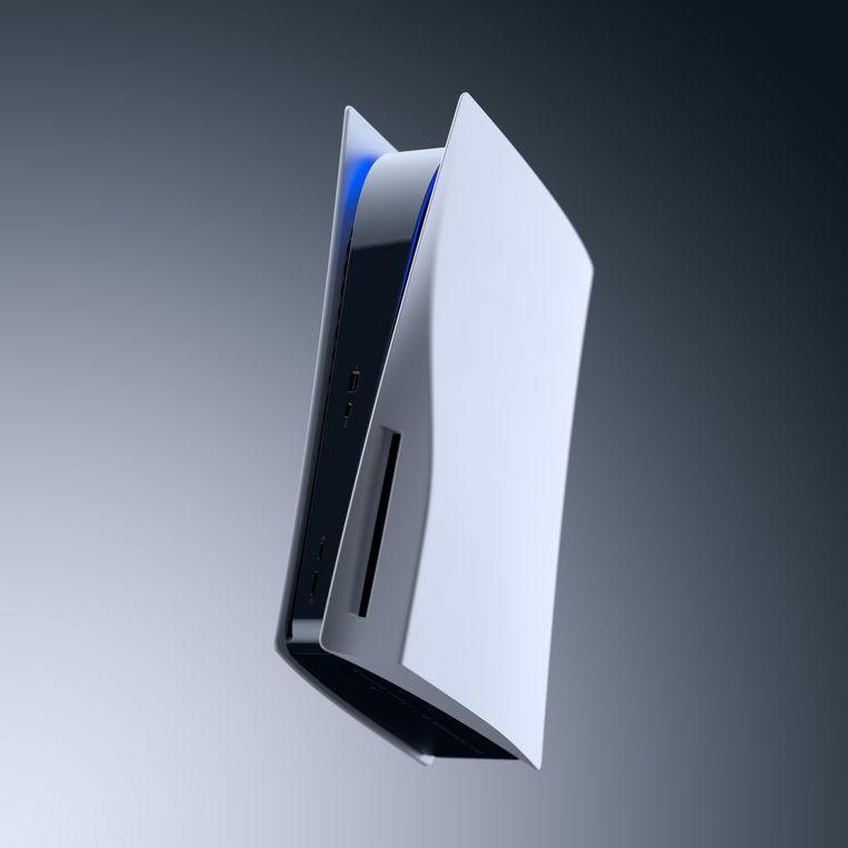 De PlayStation 5 is prachtig, maar ook een stof- en vingerafdrukken magneet. Beeld Sony
