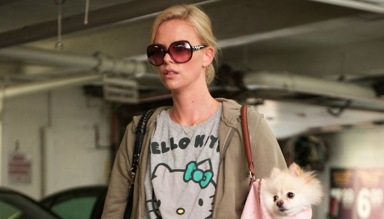 Charlize Theron in 'Young Adult'. Beeld