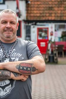 Maat is vol voor Aardenburgse cafébaas Marco IJben: hij zet terras dinsdag open