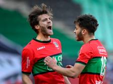NEC loopt na rust uit naar ruime zege op FC Den Bosch