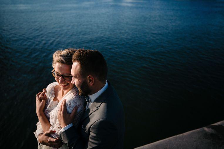 Een programma als 'Blind getrouwd' op VTM kan mogelijk eerst te zien zijn voor wie instapt in het betaalmodel. Beeld VTM