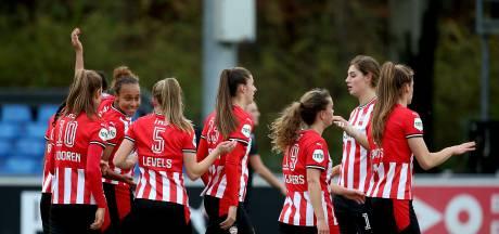 PSV'er Kayleigh van Dooren na winst op Heerenveen: 'De drive was er'