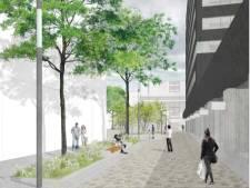 Stadshart Tilburg: van parkje naar pleintje naar parkje