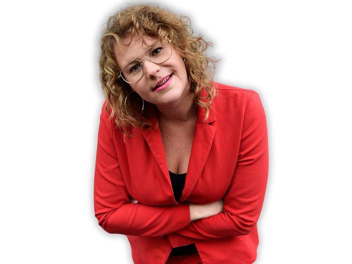 Columnist Kiki Schippers.