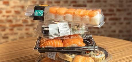 Ene sushi is de andere niet in Twente: 'Drie dagen houdbaar? Allemachtig'