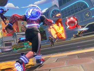'Knockout City' is een soort 'Fortnite' met ballen