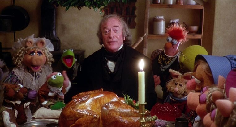 The Muppet Christmas Carol.  Beeld Wikimedia