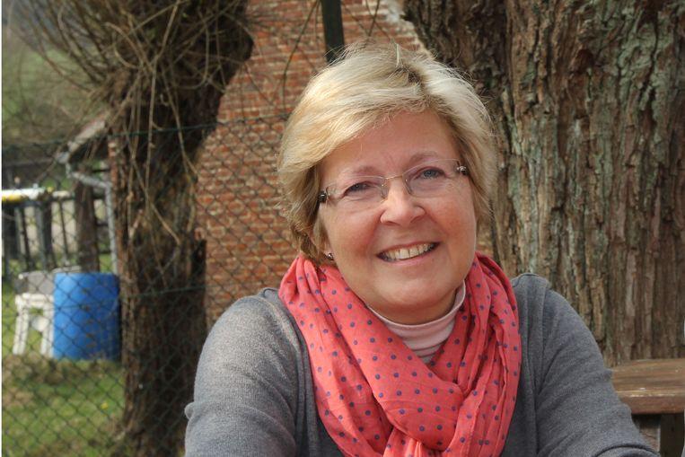 Aftredend Vlaams-Brabants provincieraadslid Geertrui Windels, de vrouw van gewezen EU-topman Herman Van Rompuy, is bij de komende provincieraadsverkiezingen opnieuw kandidaat voor CD&V in het kiesdistrict Halle-Vilvoorde.  Beeld Mozkito