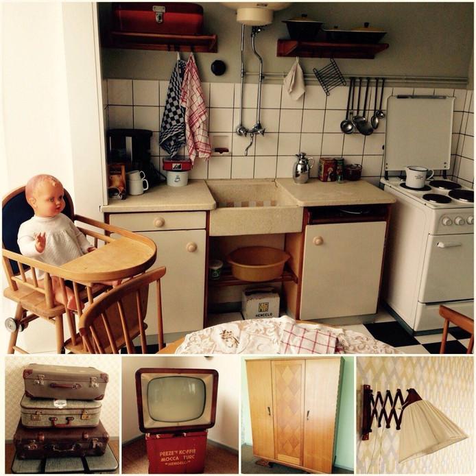 Bij deze woning in Hengelo kom je in de jaren \'50 terecht | Nieuws ...