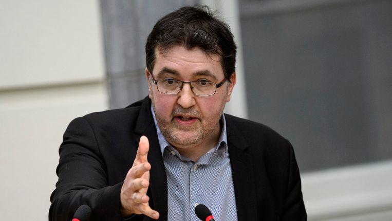 Groenpoliticus Wouter Van Besien.