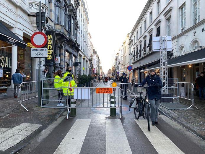 Uiteindelijk moesten er geen straten worden afgesloten in Gent.