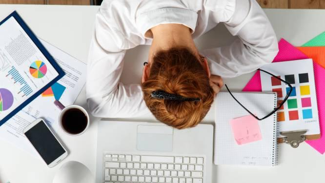 Vier op de tien Belgen zeggen niet met werkgever over stress en werkdruk te kunnen praten