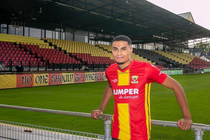 Yacine Bourhane maakt de overstap vanuit Frankrijk naar GA Eagles in Deventer.