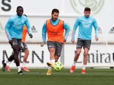 Eden Hazard encore absent de la sélection du Real Madrid