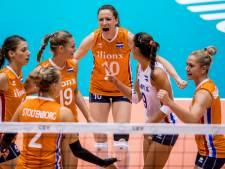 WK volleybal in 2022: zes duels tegelijk in GelreDome en mogelijk uitbreiding naar andere landen